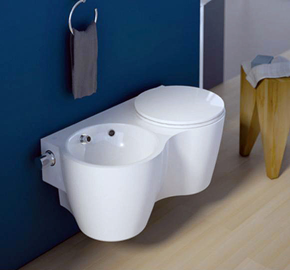 Il bagno la nostra spa personale interior design low for Wc bidet integrato